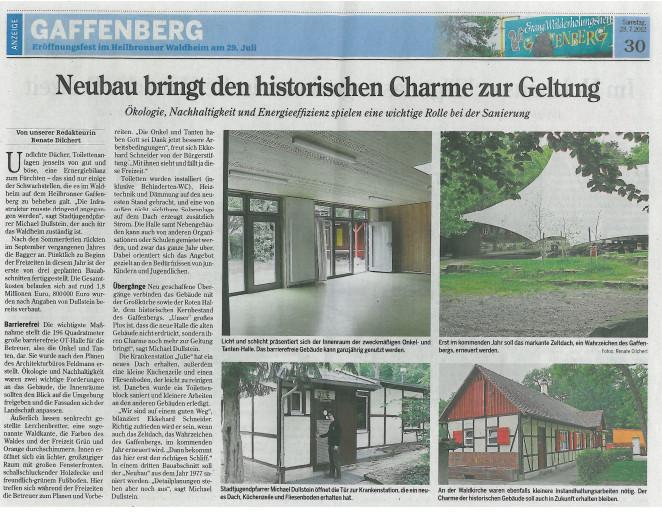Grandi Joos – Neubau bringt den historischen Charme zur Geltung (Gaffenberg)