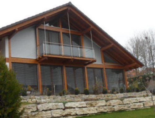 Einfamilien-Holzhaus, Richen