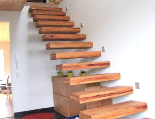 Innenausbau Treppe